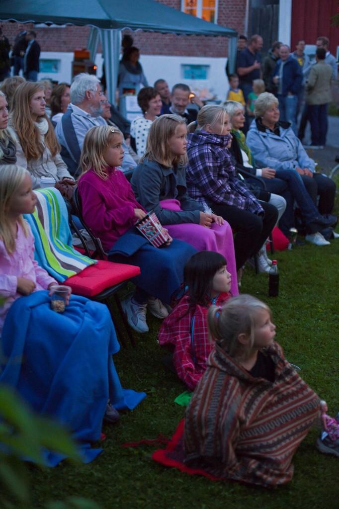 Kino og visekveld i parken @ Herdalparken | Kongsvinger | Hedmark | Norge