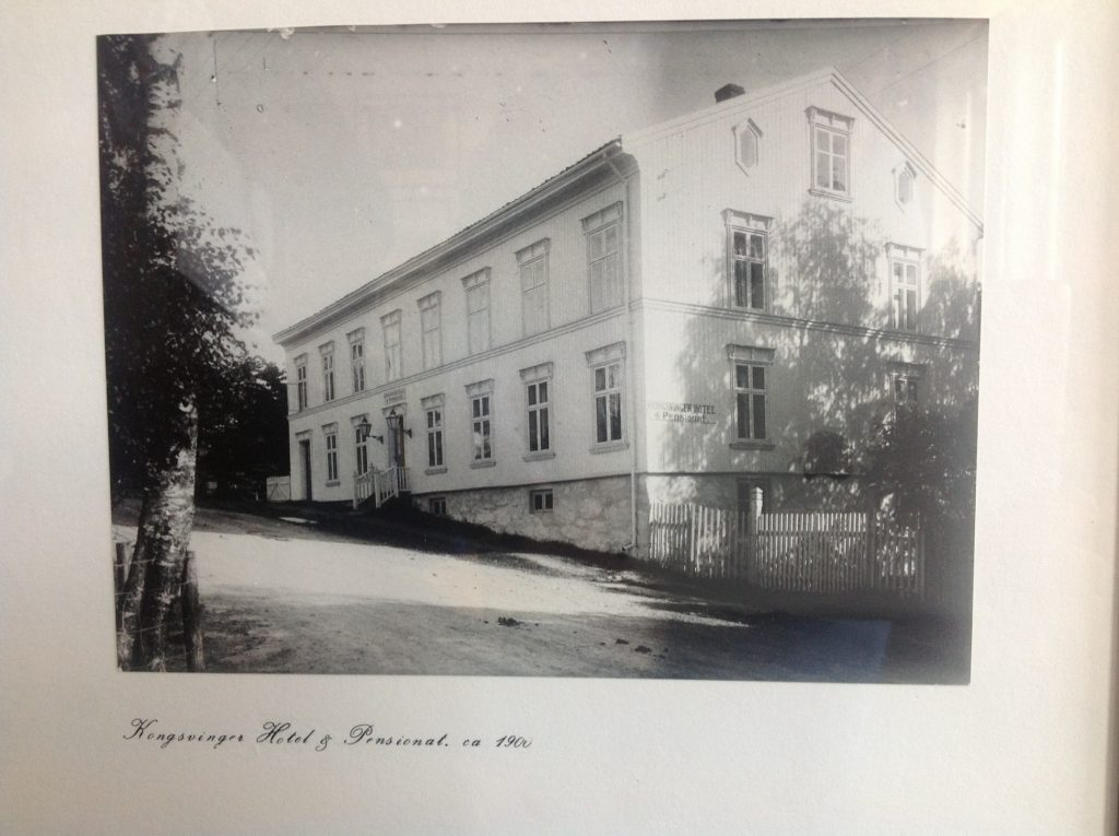 kongsvinger hotell